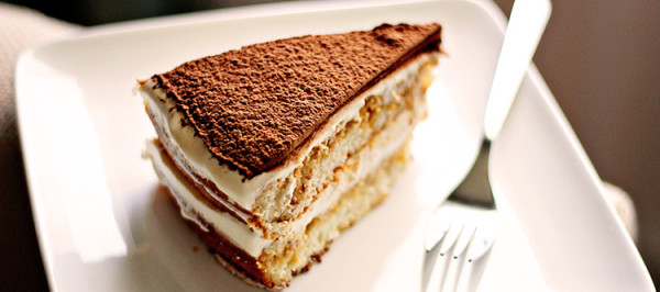 tiramisu ciasto kawowe