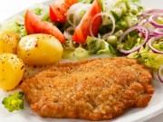 Kotlet schabowy – kalorie