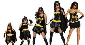 Halloweenowy strój badgirl