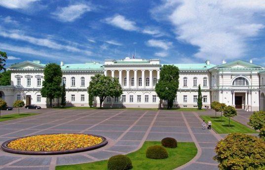 palac-prezydencki-wilno-dziedziniec