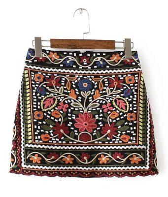 Dopasowane sukienkiDopmini-sukientka-etniczne-wzoryasowane sukienki
