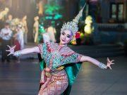 Tradycyjna Tajska tancerka - Tajlandia