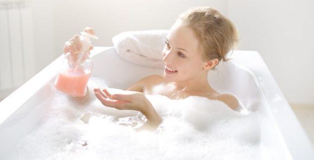 kąpiel-przed-depilacją