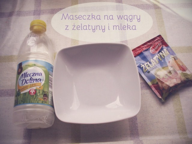 maseczka-z-zelatyny-i-mleka