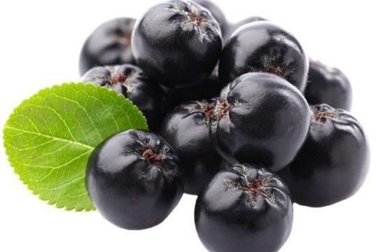 aronia-owoce