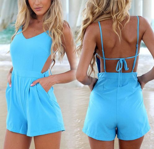 2014-New-Celebrity-Sexy-V-neck-Backless-jumpsuit-Women-Summer-Holiday-Beach-rompers-womens-jumpsuit-Shorts