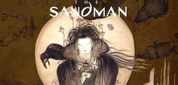"""Sandman"" Neil Gaiman"