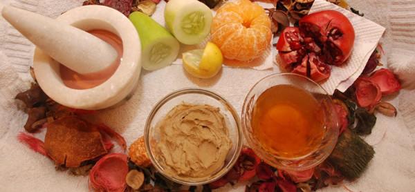 naturalne kosmetyki do tawrzy robione w domu