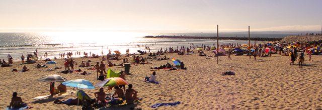 Costa de Lisbona beach