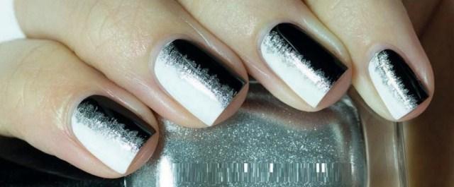 paznokcie-ombre-czarne