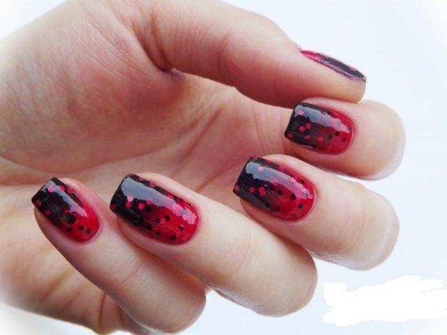 paznokcie-ombre-czerwone-2