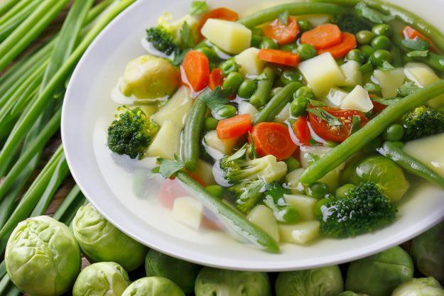 Wskazówki na randki z wegetarianinem