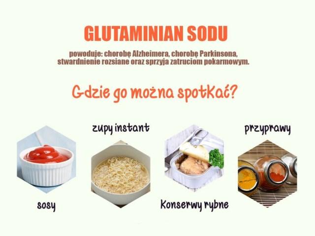 glutaminian-sodu