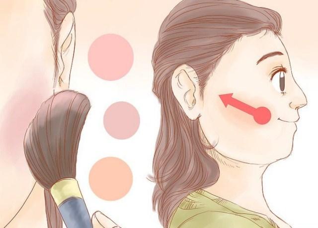 jak-wyszczuplic-twarz-makijazem