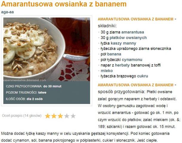 owsianka-z-amarantusem