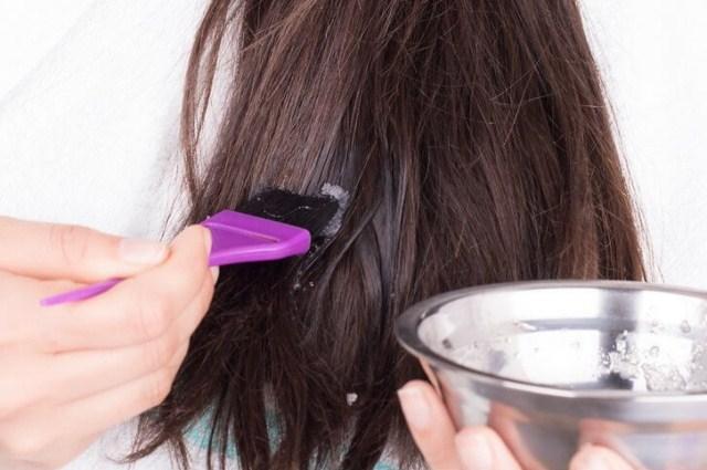 laminowanie-włosów-żelatyną