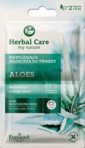 maseczka-w-saszetce-aloes-farmona-herbal-care