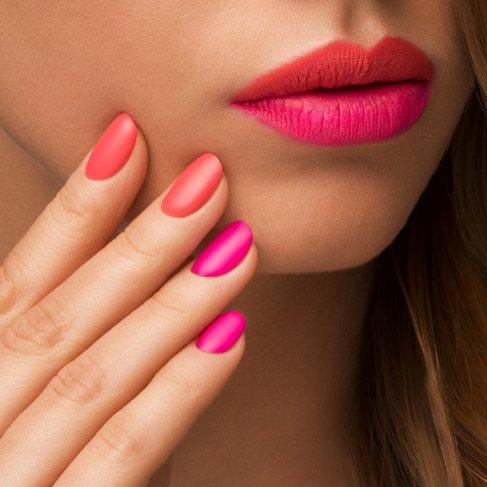 żel UV paznokcie