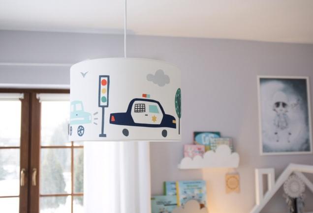 Czym się kierować wybierając lampę wiszącą dla dzieci?