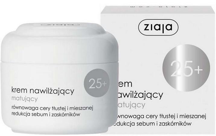 Ziaja-Krem-25-plus-Krem-nawilzajacy-matujacy