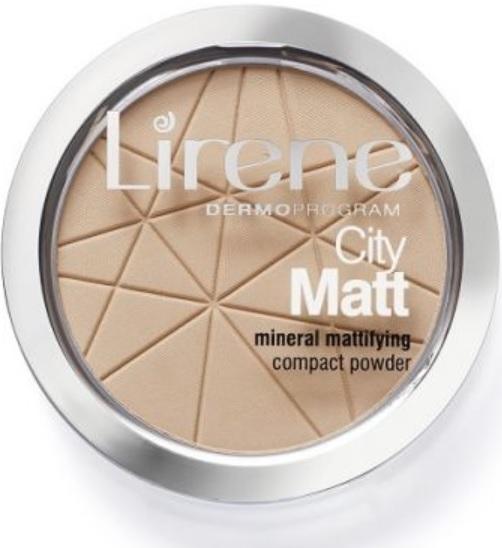 Lirene-Dermoprogram-City-Matt-Mineral-Mattifying-Compact-Powder