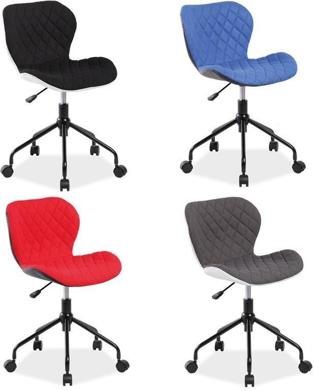 Krzesło-do-biurka-dla-dziecka-Signal-Fotel-Rino