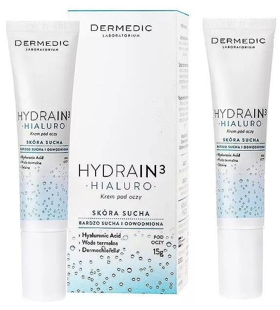 Dermedic-Hydrain-3-Hialuro-Peeling-enzymatyczny-50-ml