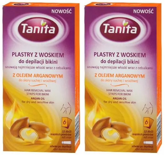 Tanita-plastry-z-woskiem-do-depilacji-bikini-z-olejem-arganowym