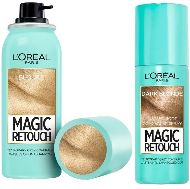 najlepsza-farba-do-wlosow-blond-L'Oreal-Paris-Magic-Retouch-Spray