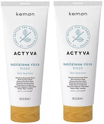 Kemon-ACTYVA-Nutrizione-Ricca-Mask-Maska-do-włosów-bardzo-suchych