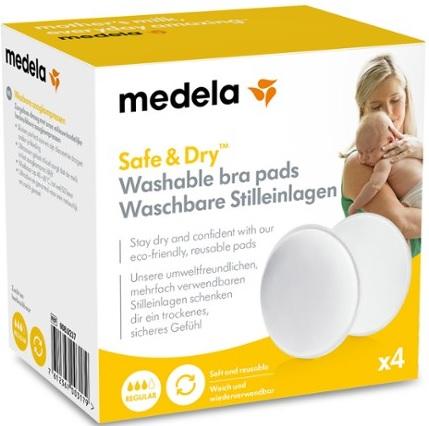 Medela-Safe-Dry-wielorazowe-wkładki-laktacyjne