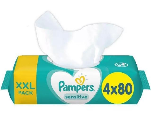 Pampers-chusteczki-pielęgnacyjne-Sensitive