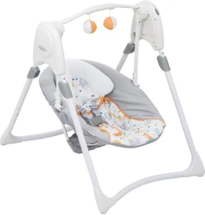 hustawka-dla-niemowlaka-Graco-Slim-Spaces-Linus