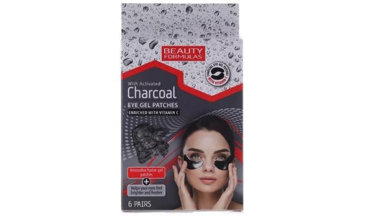 Beauty-Formulas-Żelowe-płatki-pod-oczy-z-aktywnym-węglem