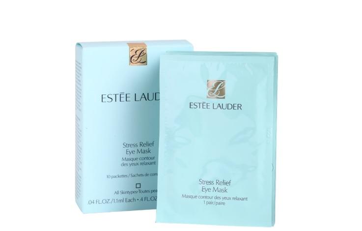 Estée-Lauder-Stress-Relief-Eye-Mask-płatki-pod-oczy-2