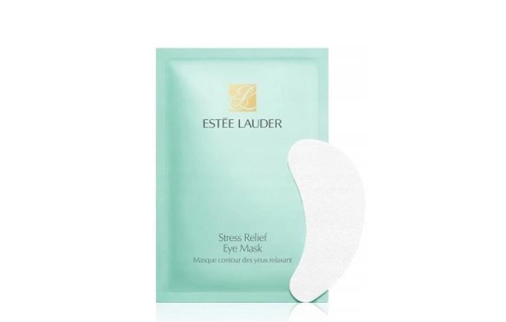 Estée-Lauder-Stress-Relief-Eye-Mask-płatki-pod-oczy-3
