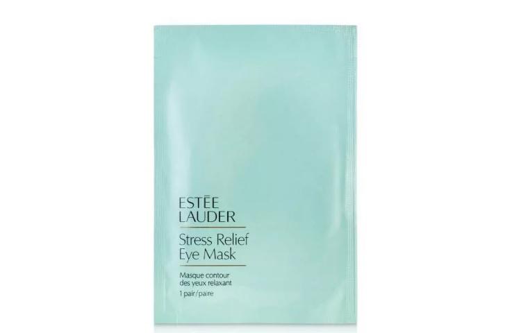 Estée-Lauder-Stress-Relief-Eye-Mask-płatki-pod-oczy