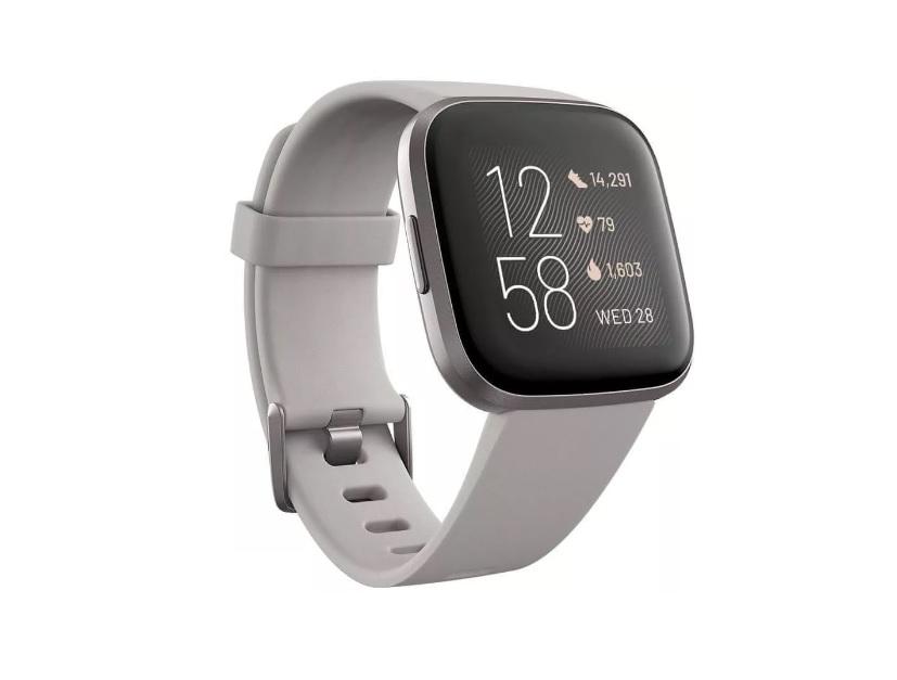 Fitbit Versa 2 smartwatch dla kobiety