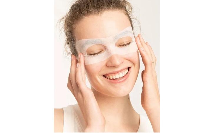 GARNIER Skin Naturals Moisture Smoothness platki pod oczy