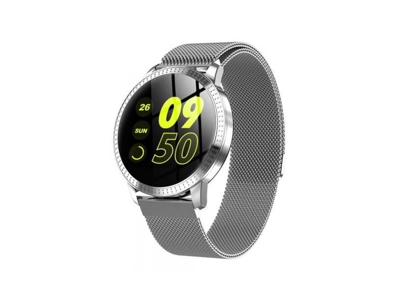 Garett Women Klara smartwatch srebrny