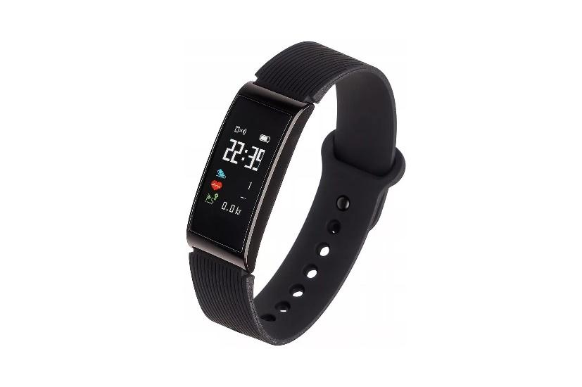 Garett Women Tina damski zegarek smartwatch czarny