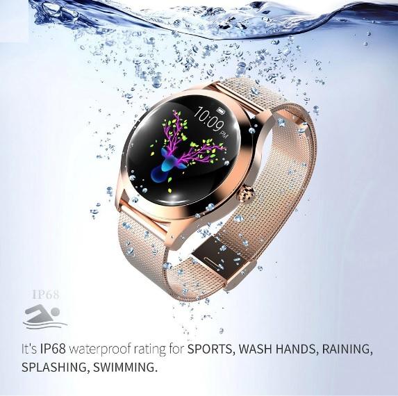 KingWear-KW10-smartwatch-damski-najlepszy