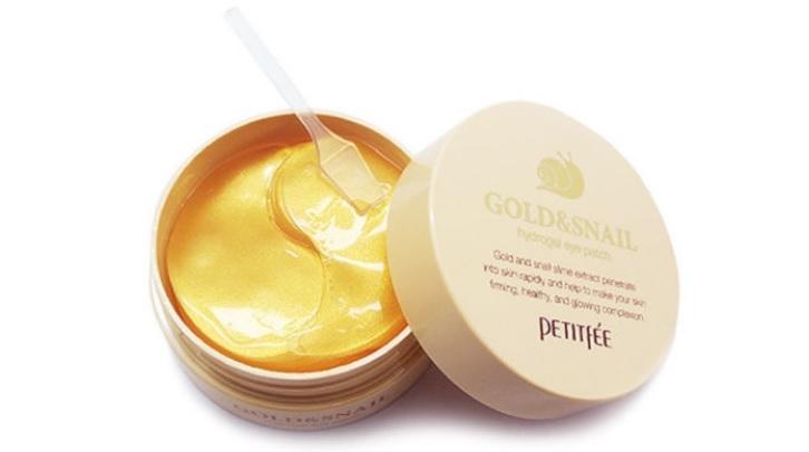 Petitfee-Gold&Snail-płatki-hydrożelowe-opinie