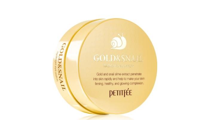 Petitfee-Gold&Snail-płatki-hydrożelowe-recenzja