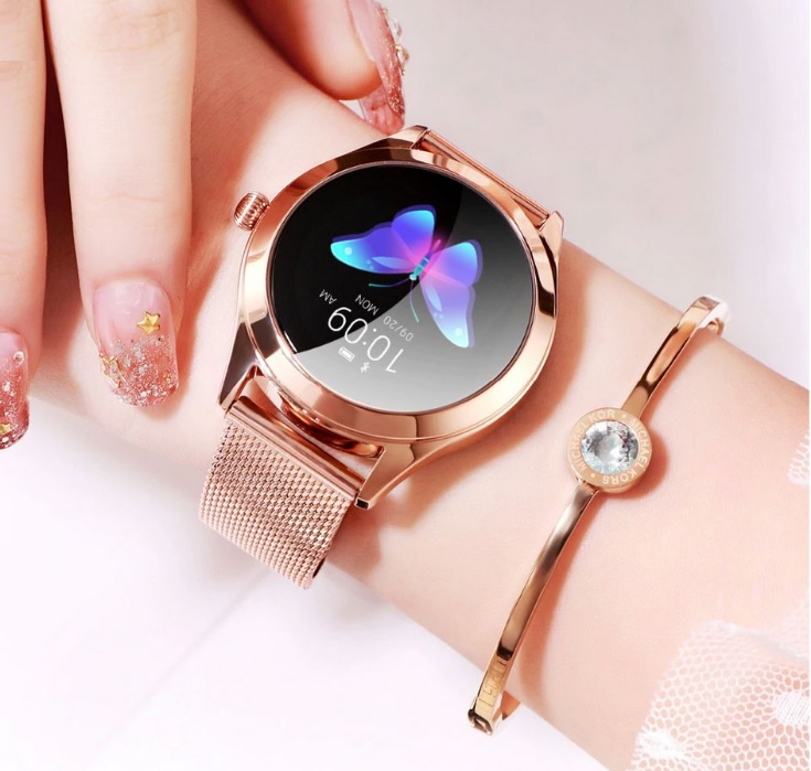 Rubicon RNBE37ribx05ax damski smartwatch tani