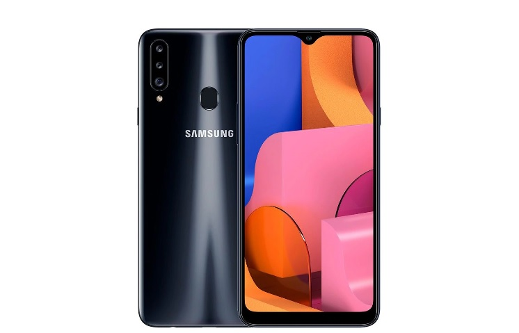 Samsung Galaxy A20s telefon dla dziecka