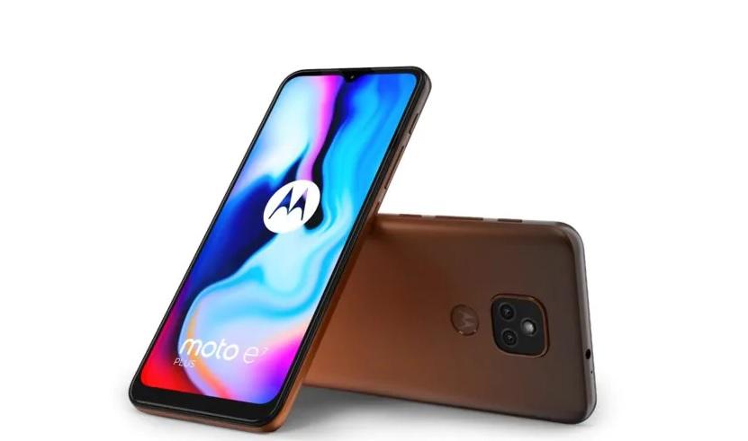 Smartfon Motorola E7 Plus opinie