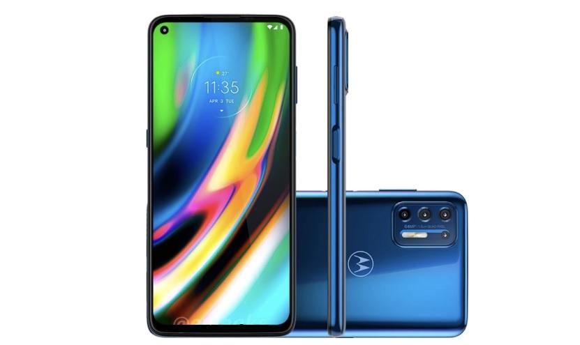Smartfon Motorola E7 Plus recenzja