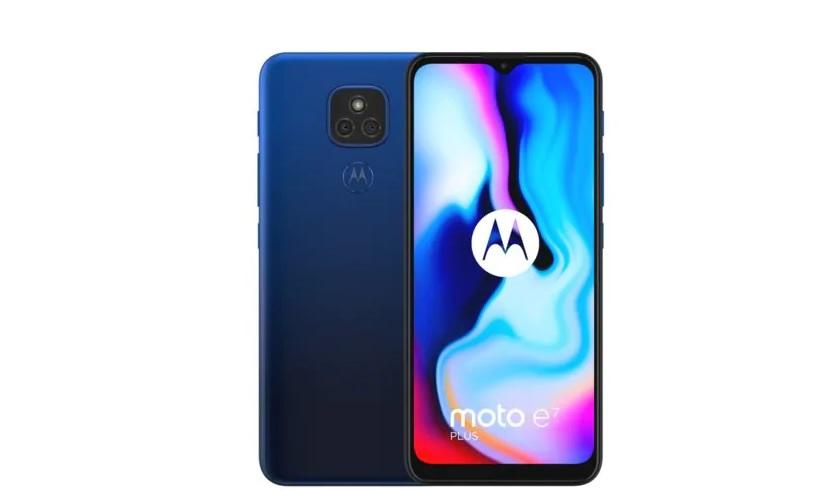 Smartfon Motorola E7 Plus