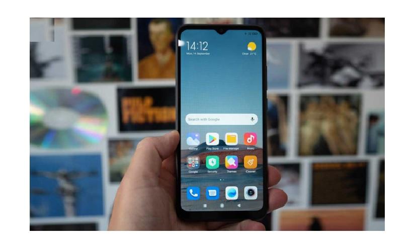 Smartfon XIAOMI Redmi 9 telefon